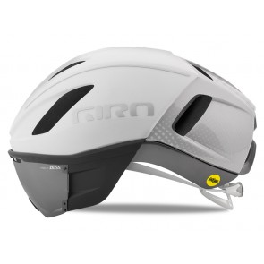 Kask czasowy GIRO VANQUISH INTEGRATED MIPS matte white silver roz. L (59-63 cm) (NEW)