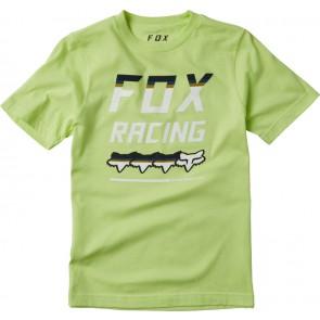 T-shirt Fox Junior Full Count Limestone