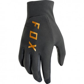 FOX FLEXAIR rękawiczki-czarny-M