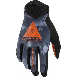 Rękawiczki FOX Flexair Elevated M niebieskie