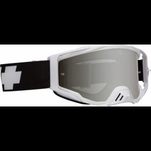 Spy Gogle Foundation Plus SPY Slayco Smoke HD Silver Spectra + Clear HD AFP