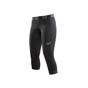 Fox 2016 Lady 3/4 Liner Black legginsy