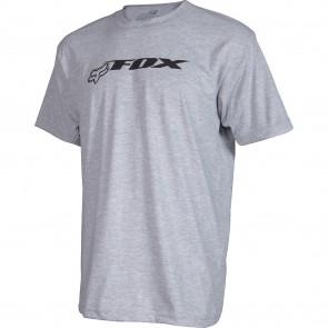 Fox Racing F3 Dirt Shirt koszulka szara