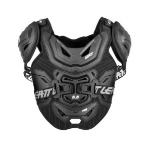 Leatt Chest Protector 5.5 Pro Black zbroja