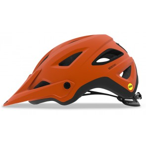 GIRO MONTARO INTEGRATED MIPS matte deep orange warm black kask