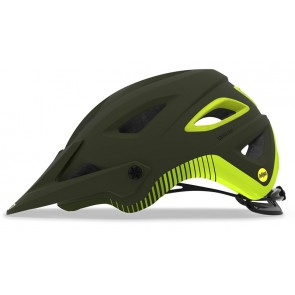 GIRO MONTARO INTEGRATED MIPS matte olive citron kask