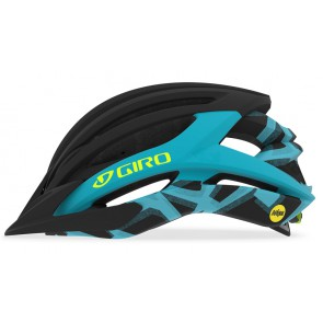 GIRO ARTEX INTEGRATED MIPS matte black iceberg reveal kask