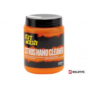 WELDTITE DIRTWASH Citrus Hand Cleaner 500ml pasta do mycia rąk