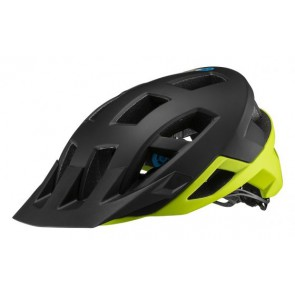 Leatt DBX 2.0 Granite/Lime kask-M