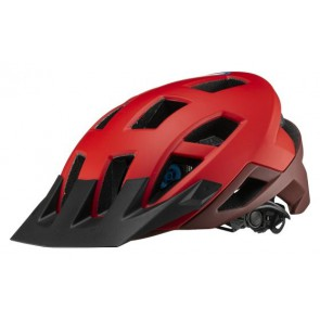 Leatt DBX 2.0 Ruby kask-S