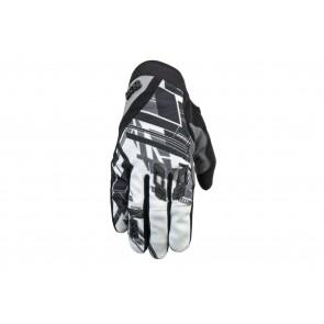 Ixs DH-X2.2 rękawiczki białe