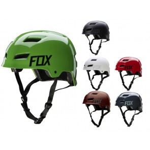 Fox 2016 Transition Hardshell kask