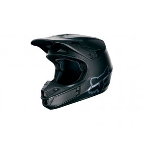 Fox 2016 V1 Matte Black kask