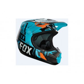 Fox 2016 V1 Vicious Junior kask