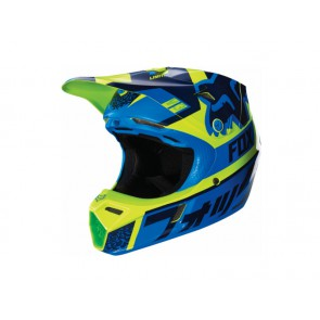 Fox 2016 V3 Divizion Junior kask