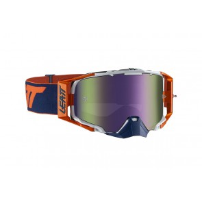 Leatt VELOCITY 6.5 Iriz Orange/Ink Purple 30%