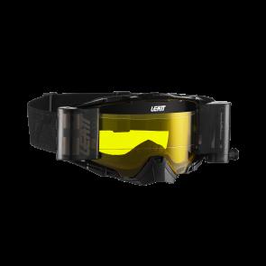 Leatt VELOCITY 6.5 Roll-Off Black/Grey Yellow 70%
