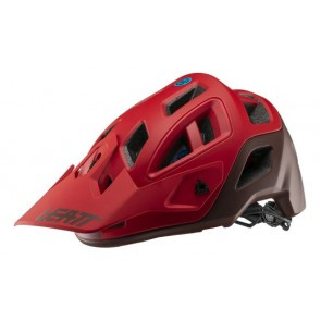 Leatt DBX 3.0 All-Mountain V19.1 Ruby kask-L