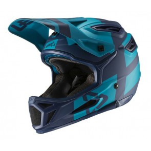 Kask Leatt DBX 5.0 V19 Ink-XS