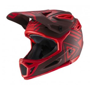 Leatt DBX 5.0 V19.1 Ruby kask