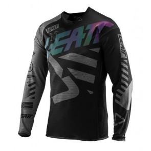 Leatt DBX 4.0 UltraWeld Black jersey