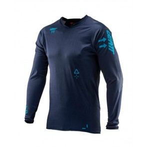 Leatt DBX 5.0 All-Mountain Ink jersey