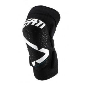 Leatt Knee Guard 3DF 5.0 Wht/Blk Junior