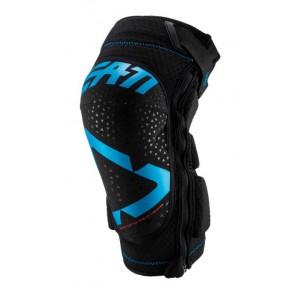 Leatt Knee Guard 3DF 5.0 Zip Fuel Black ochraniacze kolan-S/M