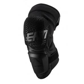 Leatt Knee Guard 3DF Hybrid Black ochraniacze kolan-S/M