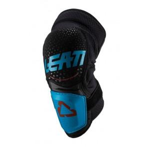 Leatt Knee Guard 3DF Hybrid Fuel Black ochraniacze kolan