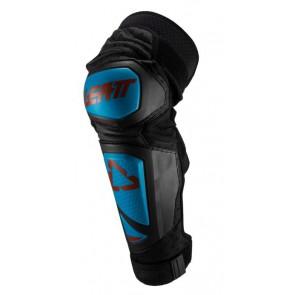 Leatt Knee & Shin Guard EXT Fuel Black ochraniacze kolan