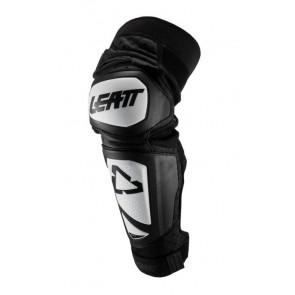 Leatt Knee & Shin Guard EXT White Black ochraniacze kolan