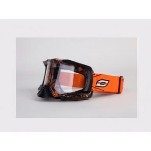 Gogle OZONE Dust MX Orange