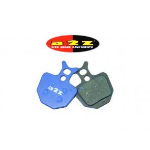 A2Z AZ-320 Formula ORO Blue klocki hamulcowe