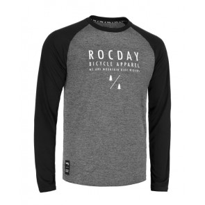 Rocday Manual Sanitized bluza szara