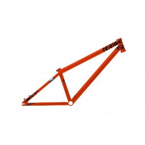 NS Bikes Rama Majesty Dirt Pomarańczowa