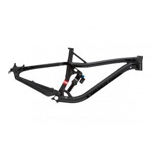 NS Bikes Rama Snabb Plus 130 (+ Fox Performance Elite DPX2 Trunion Mount) M Czarna
