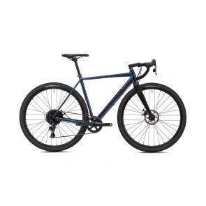 "Rower OCTANE ONE Gridd 1 28"" blue metalic 56"