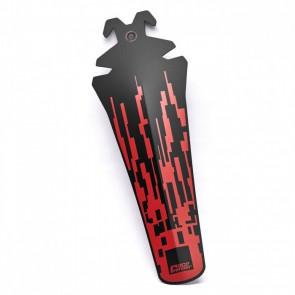 Błotnik tylni RACEFENDER Pixel czerwony