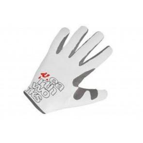 Earth Works 2018 Simple rękawiczki białe
