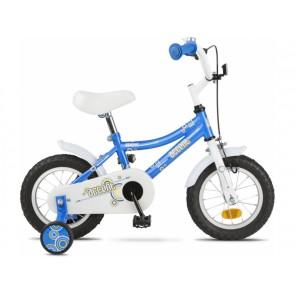 Accent Eddie rower-biało-niebieski