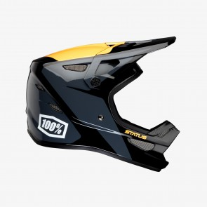 Kask full face 100% STATUS DH/BMX Helmet Baskerville roz. XL (61-62 cm) (NEW)