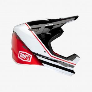 Kask full face 100% STATUS DH/BMX Helmet Patrima roz. L (59-60 cm) (NEW)