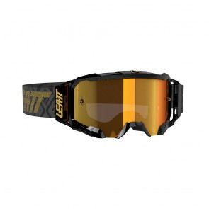 Gogle LEATT Velocity 5.5 Iriz czarne/brązowe/złote