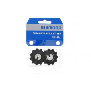 Shimano XT RD-M773 kółka górne i dolne przerzutki