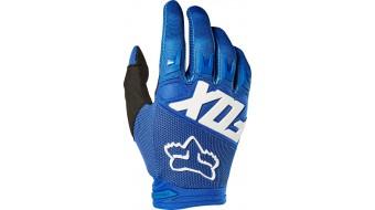 FOX DIRTPAW RACE JUNIOR rękawiczki niebieski