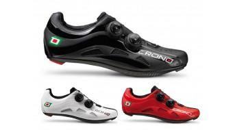 Crono FUTURA 2 Nylon buty szosowe-czarny-42